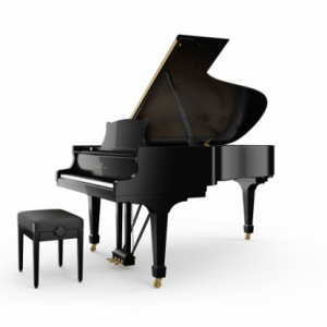 Piano Steinway and sons B 211_Fluegel_B_Black