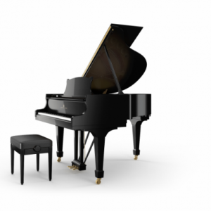 piano-steinway and sons S 155_Fluegel_S_Black