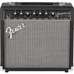 ampli Fender champion 20W