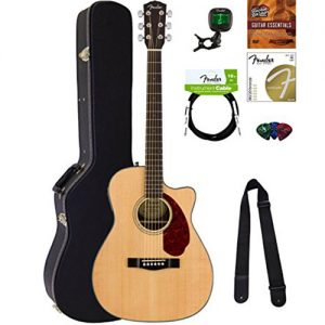 Guitar Acoustic Fender CC-140SCE