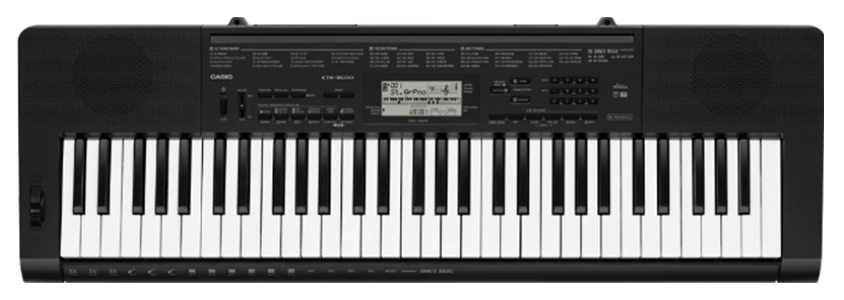organ Casio CTK-3500