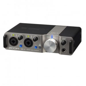 interface Zoom UAC-2